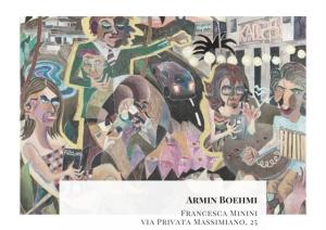 Project Room #4- Anna-Bella PappFondazione Arnaldo Pomodoro - - via Vigevano, 9 (3)